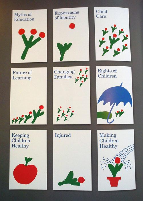 White House Conference on Children logo