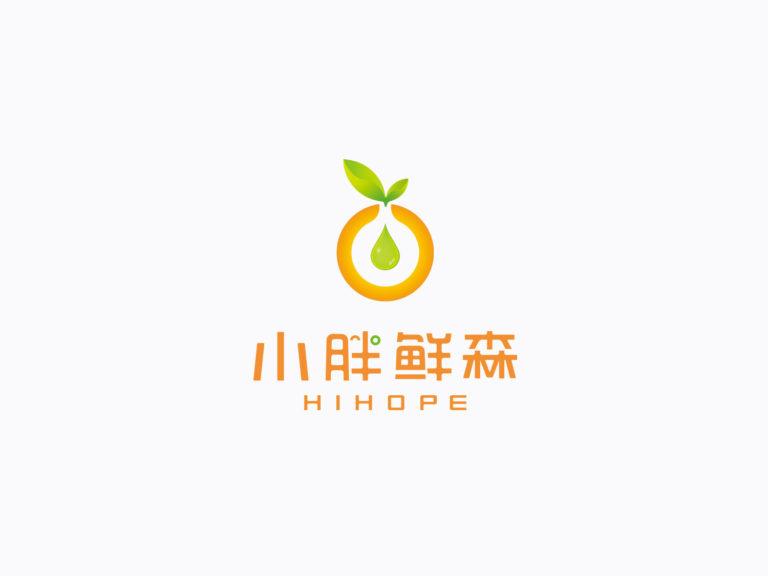 茶饮品牌logo设计/商标设计