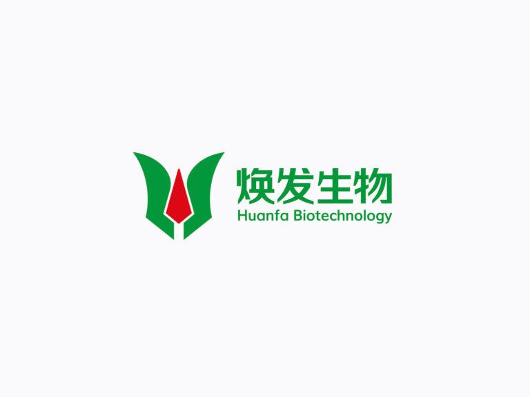 生物科技公司logo设计/商标设计