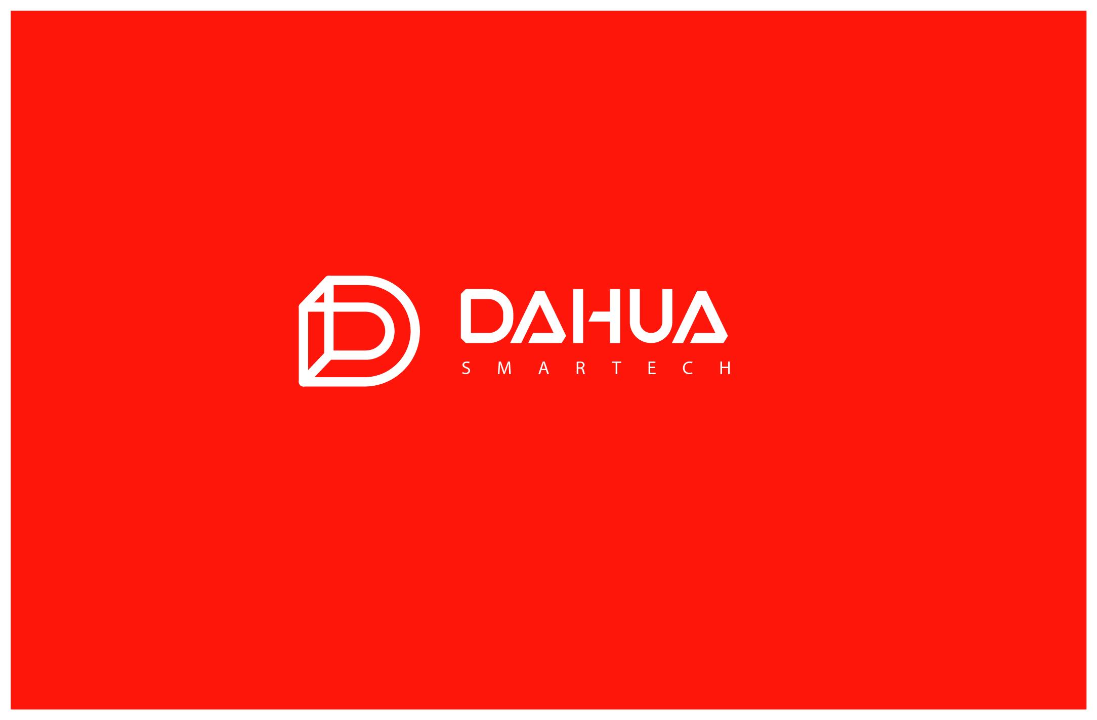 达华智显公司logo设计